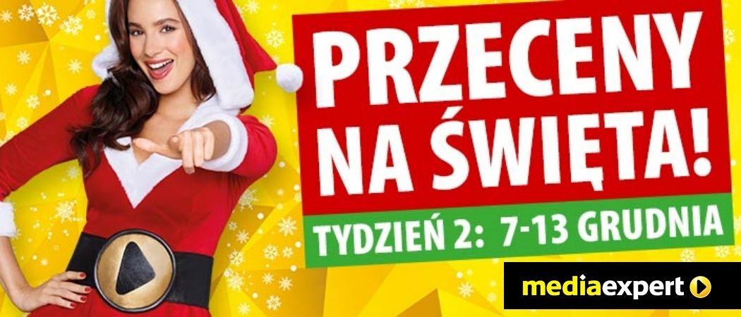 7085805a7c Przeceny na Święta w Media Expert - taniej telewizory