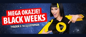 "Promocja ""Black weeks"" w Media Expert"